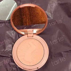 "NEW Tarte clay blush in ""Exposed"""